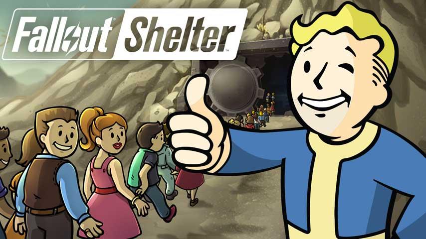 Скачать Fallout Shelter на Айфон