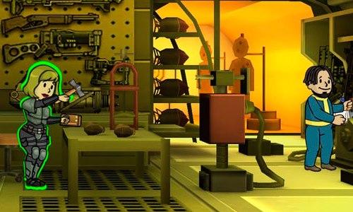 Виды защиты в fallout shelter