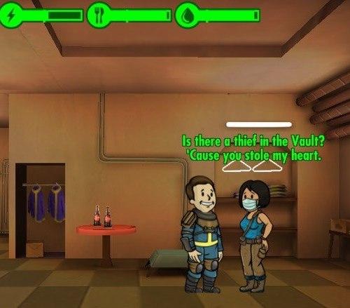 Броня в игре fallout shelter