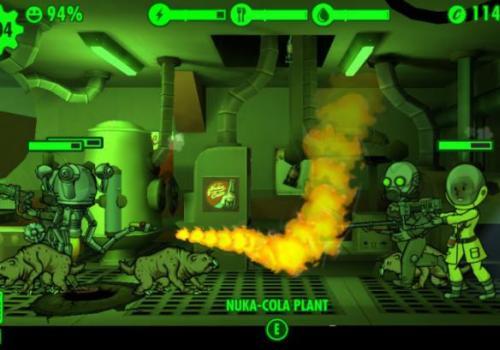 Что делает мистер помощник в Fallout Shelter