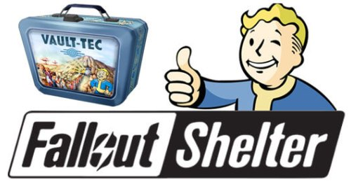Используем ланчбоксы в Fallout Shelter