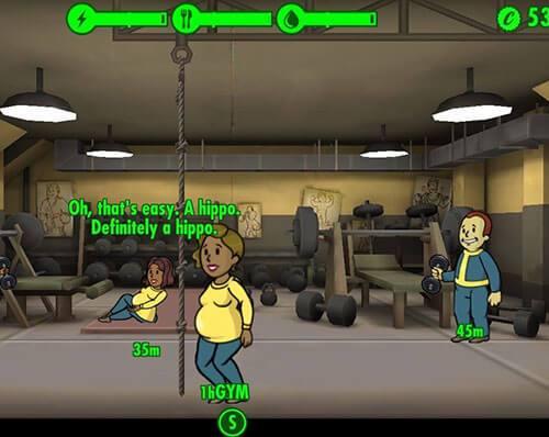 Пополняем бункер новыми жителями в Fallout shelter