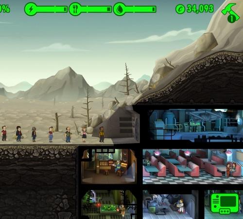 Посылаем героев в пустошь в Fallout Shelter