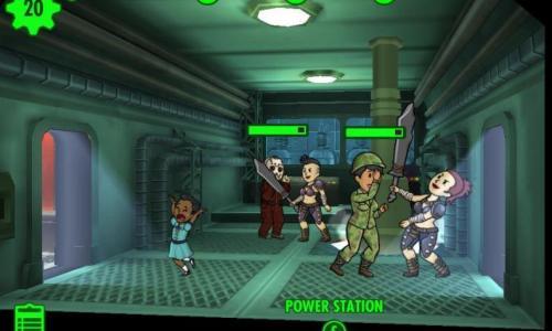 Проблема с пропавшим убежищем в fallout shelter