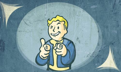 Таинственный незнакомец в fallout shelter