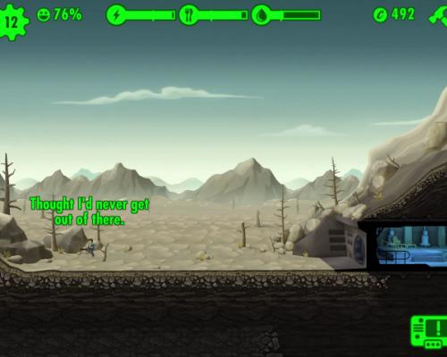 Учимся покорять пустошь в Fallout Shelter