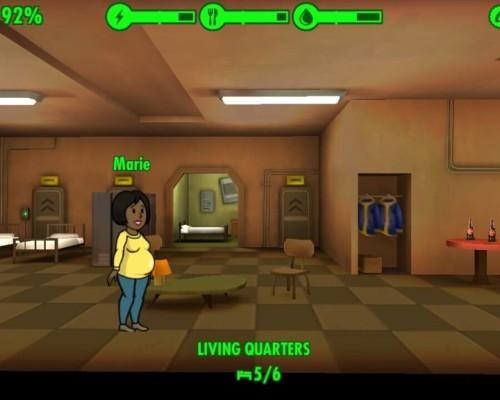 Увеличиваем население бункера в Fallout shelter
