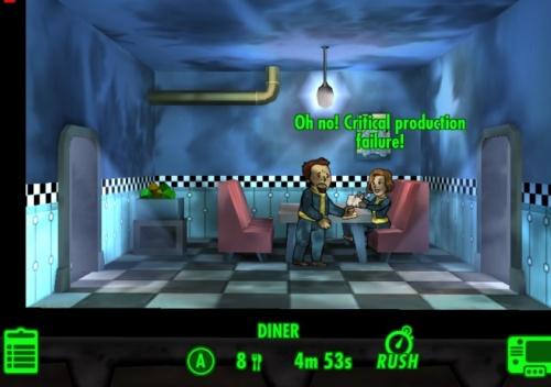 Игра Fallout Shelter вылетает