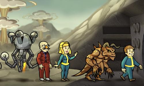 Особенности когтей смерти в Fallout Shelter