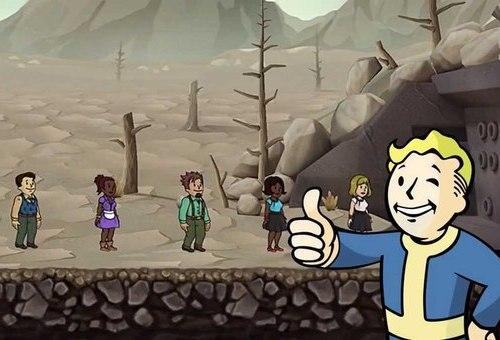 Привлекаем людей в Fallout Shelter