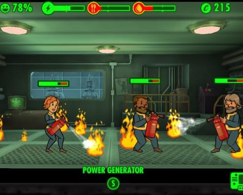 Проблемы с Fallout Shelter