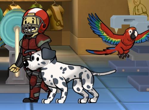 Животные в игре
