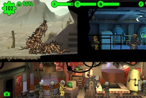 Защищаем убежище от когтей смерти в Fallout Shelter